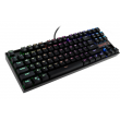 Teclado Gamer Redragon Mecânico Kumara K552 RGB ABNT2 Switch Brown c/ Led RGB