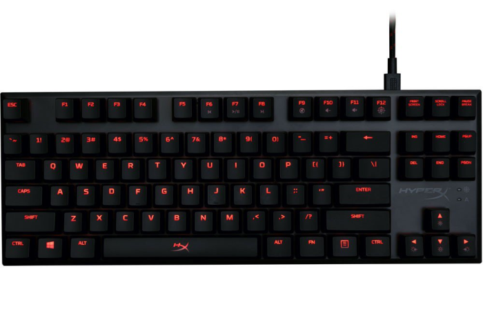 # ESPECIAL NATAL # Teclado Mecânico Hyperx Alloy Fps PRO Cherry RED HX-KB4RD1-US/R2