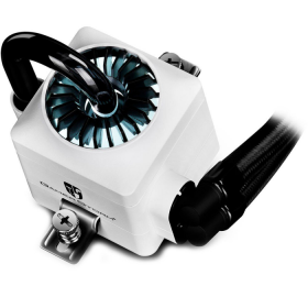 Watercooler Deepcool Captain 240EX White DP-GS-H12L-CT240W-EX