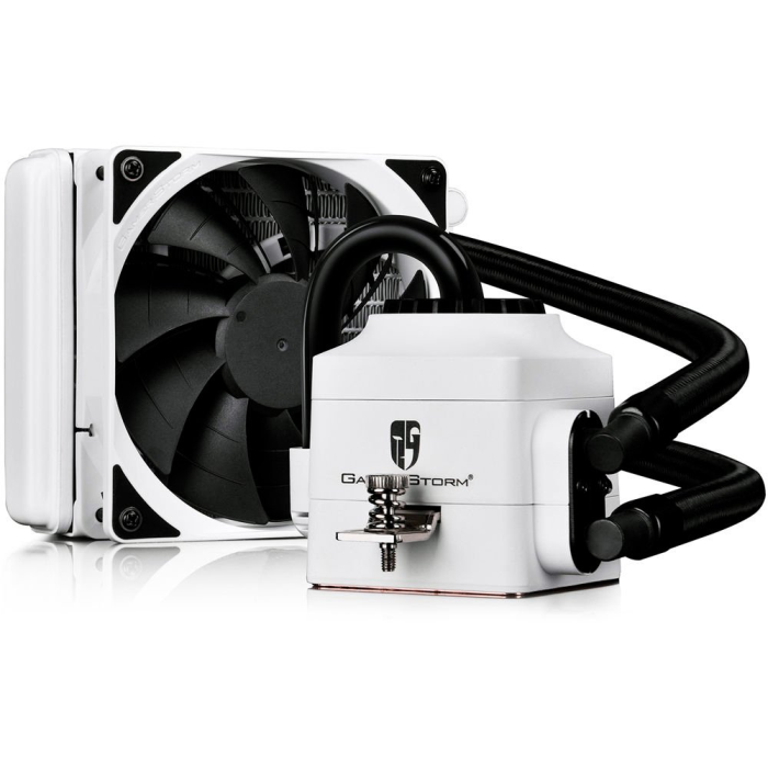 Watercooler Deepcool Captain 120EX White DP-GS-H12L-CT120W-EX