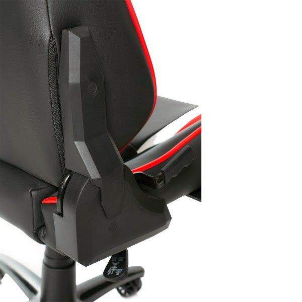 Cadeira Gamer DT3 Sports Módena Black Red 10504-0