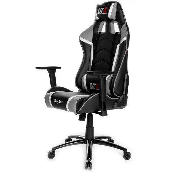Cadeira Gamer DT3 Sports Módena Black Grey 10326-2