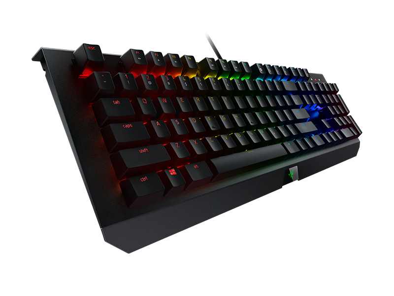 Teclado Razer Blackwidow X Chroma Gunmetal Grey Edition