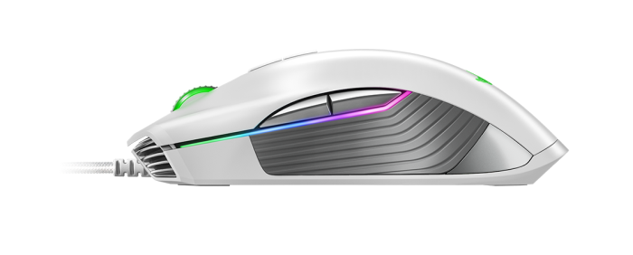 Mouse Razer Lancehead Tournament Mercury White Edition 16.000 dpi
