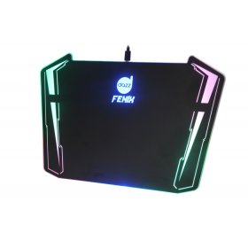MousePad Dazz Gamer Fenix Ultra c/ Leds - 62222-6