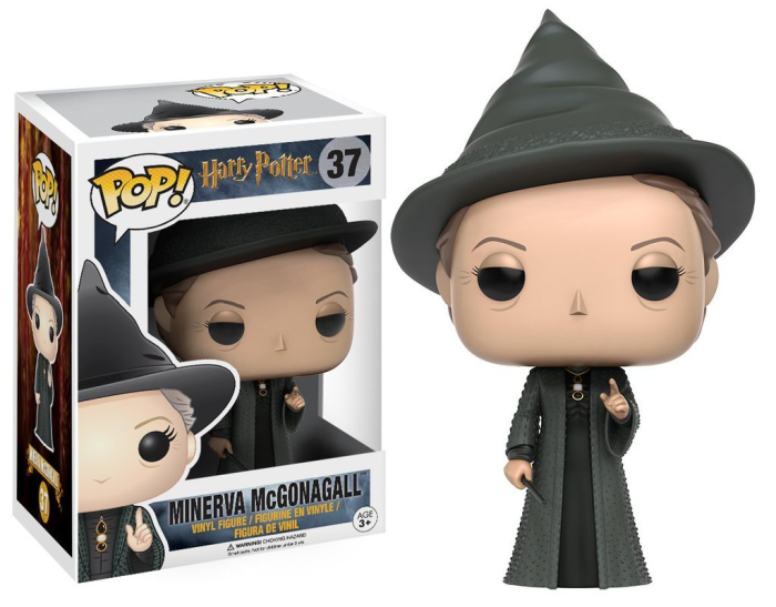 Boneco Funko Pop - Harry Potter - Minerva Mcgonagall - 37