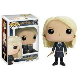 Boneco Funko Pop - Harry Potter - Luna Lovegood - 14