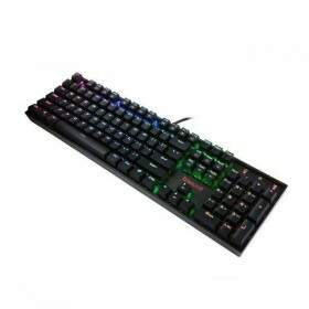 Teclado Gamer Redragon Mecânico Mitra K551 RGB Switch Red ABNT2