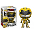 Boneco Funko Pop - Power Rangers - Ranger Yellow - 398