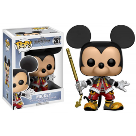 Boneco Funko Pop - Disney Kingdom Hearts - Mickey - 261