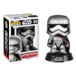 Boneco Funko Pop - Star Wars The Last Jedi - Captain Phasma - 65