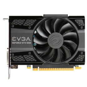 Placa de Vídeo VGA EVGA GEFORCE GTX 1050 2GB 128Bits ACX DDR5 - 02G-P4-6150-KR