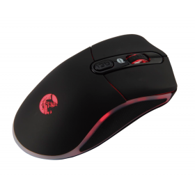Mouse Gamer Dazz War Red Nose 4000 DPI 623617