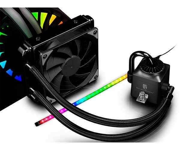 Watercooler Deepcool Captain 120EX RGB DP-GS-H12L-CT120RGB