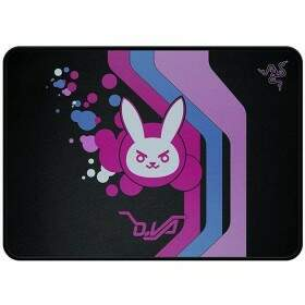 MousePad Razer Goliathus Medium Speed D.Va Overwatch Edition