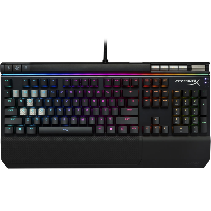Teclado Mecânico Hyperx Alloy Elite RGB Cherry MX RED - HX-KB2RD2-US/R2