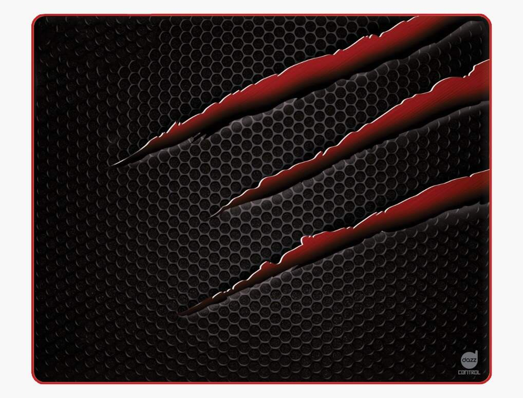 MousePad Dazz Gamer Nightmare Control P 220x180mm - 624958