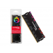 Memória Kingston HyperX Predator RGB 8GB 2933MHz DDR4 CL15 - HX429C15PB3A/8