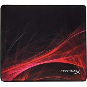 MousePad HyperX Fury S Speed Edition HX-MPFS-S-SM Small 29x24cms - Bordas Costuradas