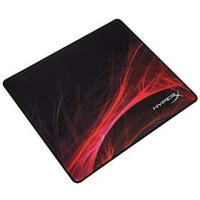 MousePad HyperX Fury S Speed Edition HX-MPFS-S-M Medium 36x30cms - Bordas Costuradas