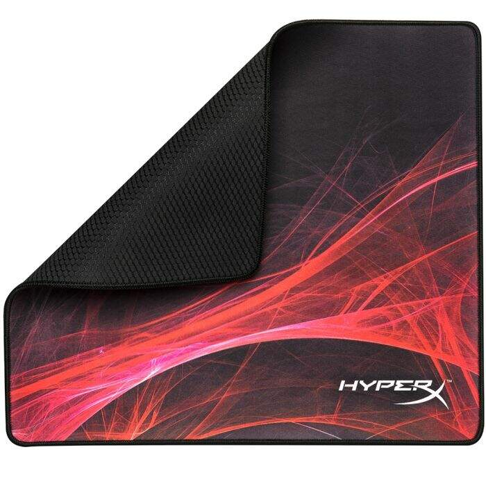 MousePad HyperX Fury S Speed Edition HX-MPFS-S-L Large 45x40cms - Bordas Costuradas