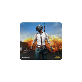 # BLACK NOVEMBER # MousePad SteelSeries QcK+ PUBG Erangel Edition