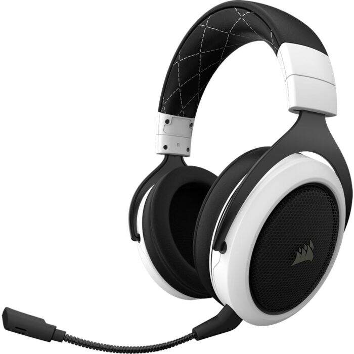 Fone Gamer Corsair HS70 Wireless 7.1 Surround White - CA-9011177-NA