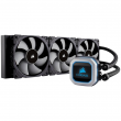 Water Cooler Corsair Hydro Series H150i PRO RGB, 360mm, Led RGB - CW-9060031-WW