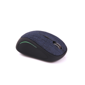 Mouse OEX Gaming Tiny MS601 Bluetooth e Wireless Azul