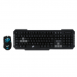 Kit Teclado e Mouse OEX Gaming Brave TM303 3200dpi