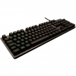 Teclado Mecânico Logitech G512 Carbon RGB Lightsync Switch Rommer G Tactile ABNT2 - 920-009172
