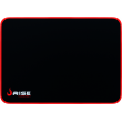 MousePad Rise Gaming Zero Vermelho Grande Bordas Costuradas -  RG-MP-05-ZR