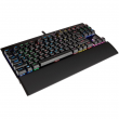 # BLACK NOVEMBER # Teclado Corsair Gaming K65 Lux RGB Cherry MX Red ABNT2 - CH-9110010-BR