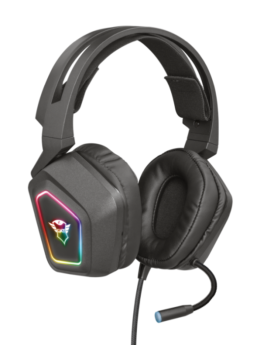 # BLACK NOVEMBER # Fone Trust Gamer GXT 450 Blizz USB 7.1 Surround RGB Illuminated Gaming