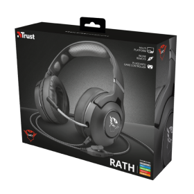 # BLACK NOVEMBER # Fone Trust Gamer GXT 420 Rath Gaming - Ps4 / Xbox One / Switch / Pc