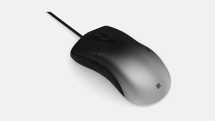 # BLACK NOVEMBER # Mouse Microsoft PRO Intellimouse 16.000 Dpi Shadow Black - PixArt 3389