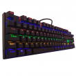 # BLACK NOVEMBER # Teclado Gamer Mecânico Redragon Rudra Rainbow K565R-1 Switch Blue ABNT2