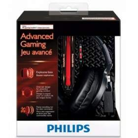Fone Philips SHG7980 Gaming USB