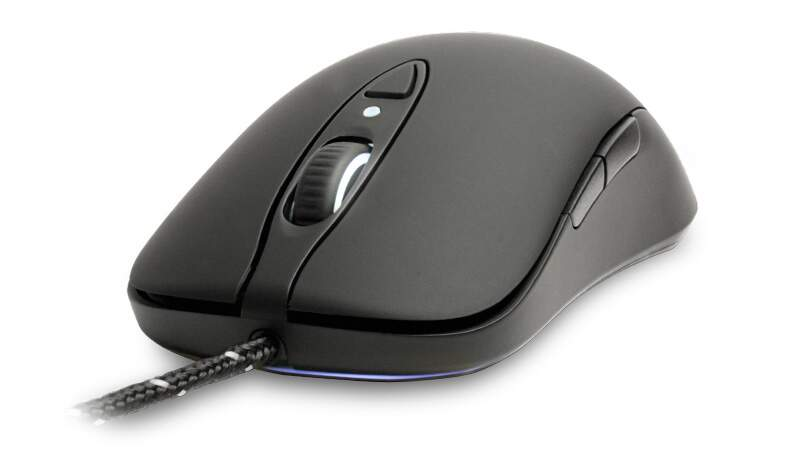 Mouse SteelSeries Sensei RAW Rubberized