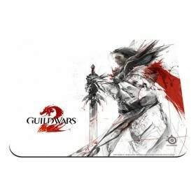 MousePad SteelSeries QcK Guild Wars 2 Logan Edition