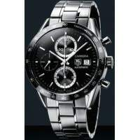 Tag Heuer Carrera Brad Pitt Edition Black Solid Steel
