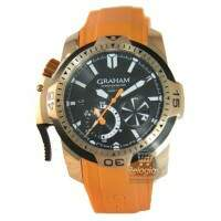 Graham Chronofigther Orange