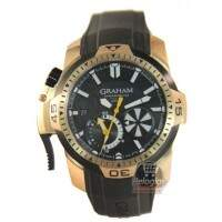 Graham Chronofigther Rose Black