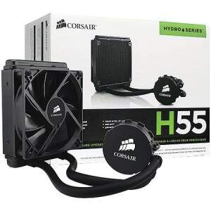 Water Cooler Corsair Hydro Series H55 - CW-9060010-WW