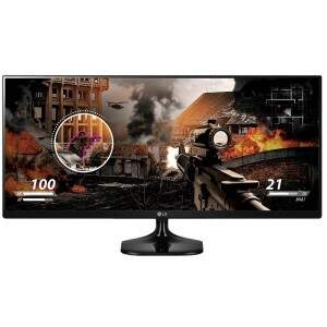 Monitor LED 25 LG IPS 25UM58 Ultra Wide IPS (HDMI) (2560 x 1080)