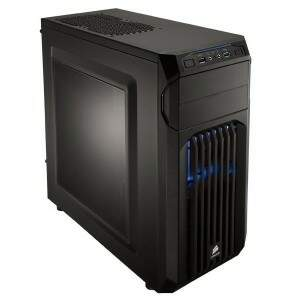 Gabinete Corsair Carbide SPEC-01 (Led Azul) - CC-9011056-WW