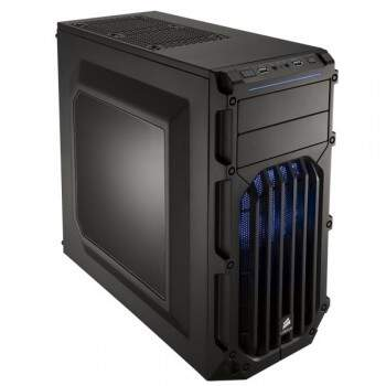 Gabinete CORSAIR CARBIDE SPEC03 Shade Blue LED - CC-9011058-WW