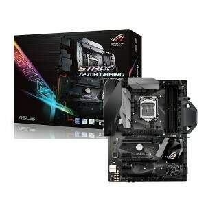 Placa Mãe ASUS STRIX Z270H GAMING DDR4 Intel (LGA1151)