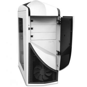 Gabinete NZXT Phantom S240 Branco - CA-PH240-W1