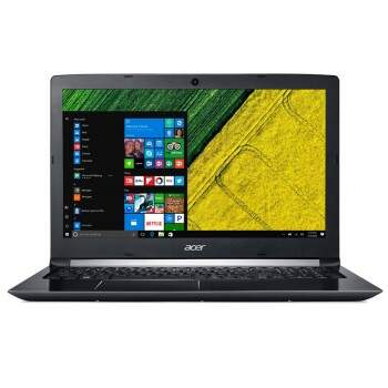 Notebook Acer Intel Core I5 8GB 1TB NVIDIA 940MX 2GB Tela 15.6 - A515-51G-58VH